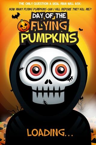Screenshot Flying Pumpkins Premium