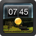 Nightstand Central for iPad Free - Alarm Clock with Weather and Photo Wallpapers